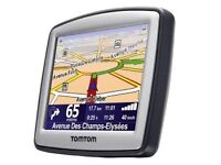 Tom Tom One Classic Pack Touchscreen Sat Nav Limited Edition BOXED AS NEW