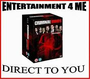 Criminal Minds 1-7