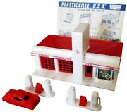 Plasticville Gas Station