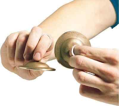 Zildjian P0773 Finger Cymbals-Thin (Finger Cymbals Thin)
