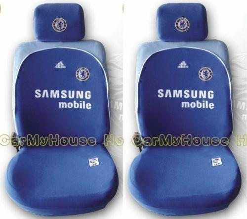 Soccer Seat Covers Ebay