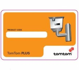 TomTom Safety Cameras 12 Months Pre Paid Subscription Card