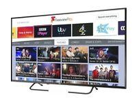 "JVC LT-55CA890 Android TV 55"" Inch Smart 4K Ultra HD HDR LED Google Assistant"