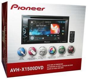 Pioneer AVH X1500Dvd