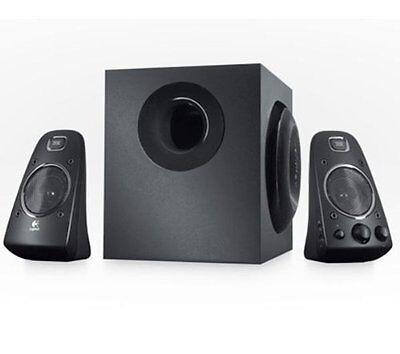 Logitech Z623 980-000403 2.1 Lautsprechersystem THX - Neu & OVP, Händler