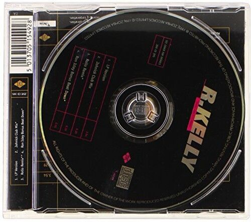 R Kelly, R. Kelly - Thank God It's Friday (4 Mixes) [New CD]