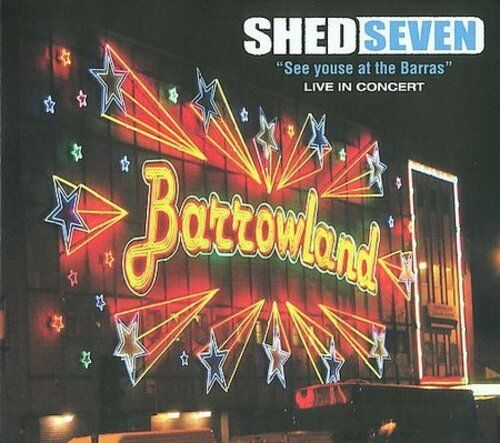 SEE YOUSE AT THE BARRAS: LIVE IN CONCERT [DIGIPAK] NEW CD