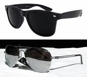 Mens Mirror Sunglasses