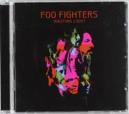 FOO FIGHTERS - WASTING LIGHT  CD NEU