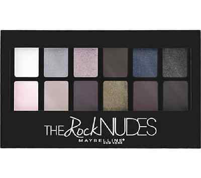 (1) Maybelline The Rock Nudes Eyeshadow Palette!