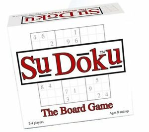 SuDoKu Board game ages 8 and up 1 to 4 players used Brampton