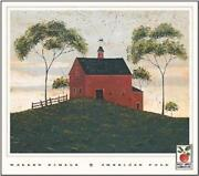 Warren Kimble Barns