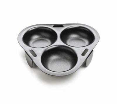 Fox Run Non-Stick 3-Egg Poacher Insert