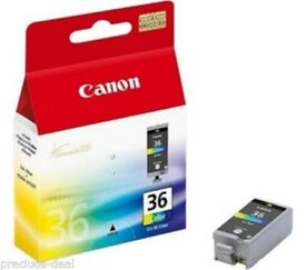 Original-Genuine-Canon-Ink-Cartridge-PIXMA-Printers-CLi-36-Colour