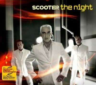 Scooter [maxi-cd] night (2003)