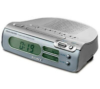New Sony Dream Maker ICF-C273L AM/FM Alarm Clock Radio for sale