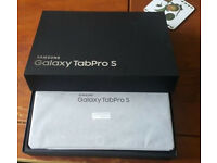 "Samsung Galaxy TabPro S - 12"" - Core m3 6Y30 - 4 GB RAM - 128 GB SSD as new Boxed?"