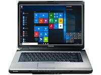 Toshiba Satellite Pro A300 Laptop ***Windows 10***