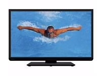 "42"" INCH HITACHI LCD FULL HD TV WITH BUILT IN FREEVIEW =DELIVERY IS POSSIBLE=="