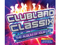 CLUBLAND CD Albums ~ Complete Collection ~ Dance ~ Trance ~ House ~ Hardcore