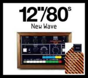 Various Artists-12 Inch 80s New Wave CD NEW