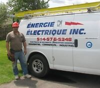 Master electrician - 30 years of experience