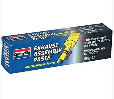 Granville Exhaust Assembly Paste Sealant Motorcycle Scooter Bike Car Trike Quad