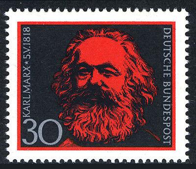 Germany 985, MNH. Karl Marx, 1968