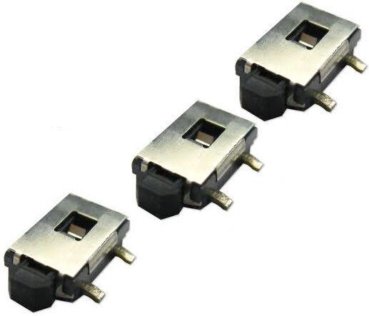 3er Set - SMD Taster 045899 Schalter für Sennheiser EW 100 300 500 900 SKM & SKP