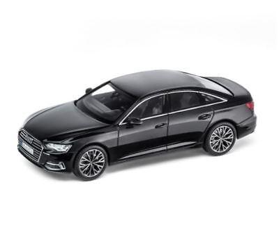 Audi A6 C8 Sedán 1:43 Autmodelismo Miniatura Mito Negro Negro 5011806132