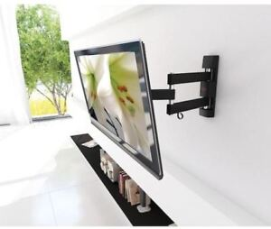 """Sonax Adjustable 14"""" to 40"""" Full Motion Flat Panel TV Wall Mount"""