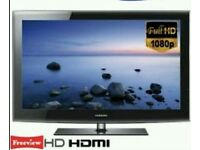 47 inch technika lcd tv full hd with freeview