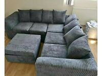 AMAZING OFFER 🍻BRAND NEW DYLAN JUMBO CORD LIVERPOOL OR 3 & 2 SEATER SOFA-ORDER NOW