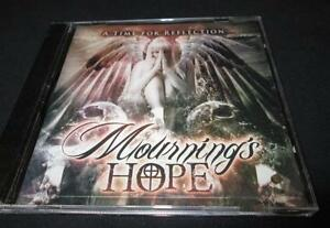 Mournings-Hope-Band-Physical-Cd-A-time-for-Reflection-Instrumental-12-Tracks