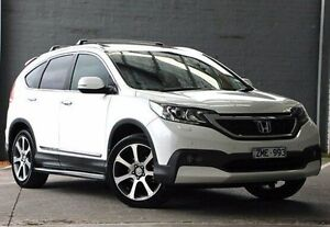 2013 Honda CR-V RM VTi-L 4WD White 5 Speed Automatic Wagon Doncaster Manningham Area Preview