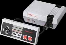 Nintendo classic mini (Sold out)