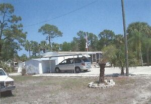 2 BR Mobile in North Fort Myers