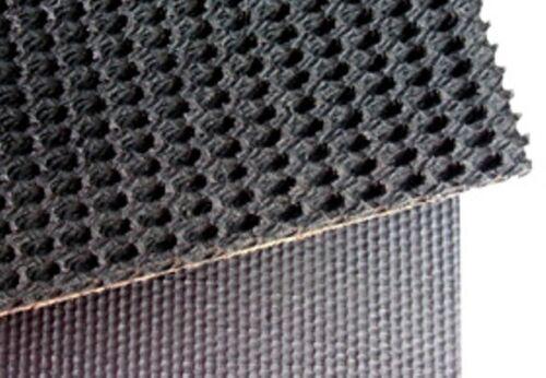 "6.8"" x 431"" Vermeer Round Baler Belts 3 Ply HD Mini Roughtop w/ Alligator Lacing"