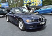 1997 BMW Z3 E36-7 Blue Manual Roadster Campbelltown Campbelltown Area Preview