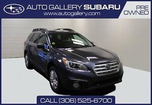 2016 Subaru Outback 2.5i PST PAID