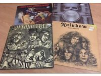 Jethro Tull/ Rainbow/ Free & Easy/ Emerson, Lake & Palmer