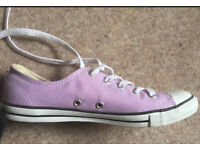 New converse all stars size 5