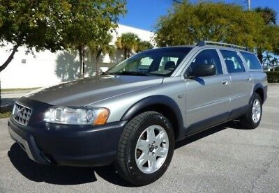 2005 Volvo XC70 2.5T Wagon 4D: 2005 VOLVO XC70 CROSS COUNTRY AWD 1 OWNER! ONLY 62K MILES! - WARRANTY!