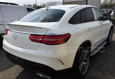 Mercedes GLE Coupe Spoiler Heckspoiler Lippe AMG Hecklippe 63  GLE 63S C292