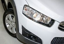 2013 Holden Captiva CG Series II MY12 7 SX White 6 Speed Sports Automatic Wagon Edgewater Joondalup Area Preview
