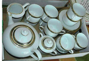 Bernardaud tea service