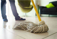 CLEANER NEEDED IN YONGE & DUNDAS AREA