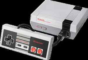 NEW Nintendo Classic Mini NES System Console x30 Games. Unopened Blacktown Blacktown Area Preview