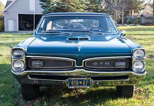 1967 Pontiac GTO Coupe (2 door)