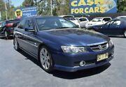 2004 Holden Calais VY II Blue Automatic Sedan Campbelltown Campbelltown Area Preview